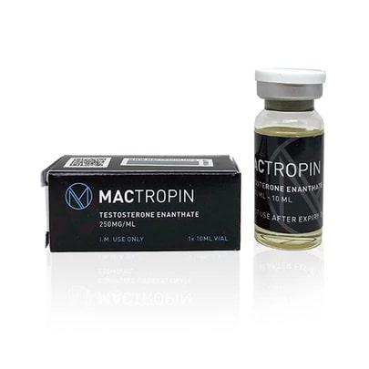 Buy Testosterone Enanthate 250mg 10ml – Mactropin - Mactropinshop.com