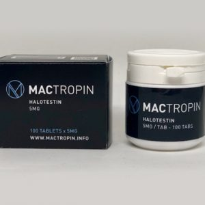 Halotestin-mactropin